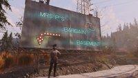 Fallout 76-Spielerin baut uneinnehmbare Camps unter der Map
