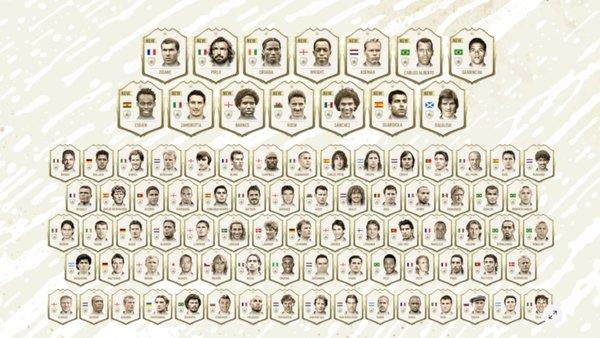 Fifa 20 Ikonen Alle 88 Fut Icons Und Legenden