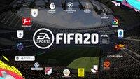 FIFA 20: Lizenzen - Alle Ligen, Mannschaften und Teams