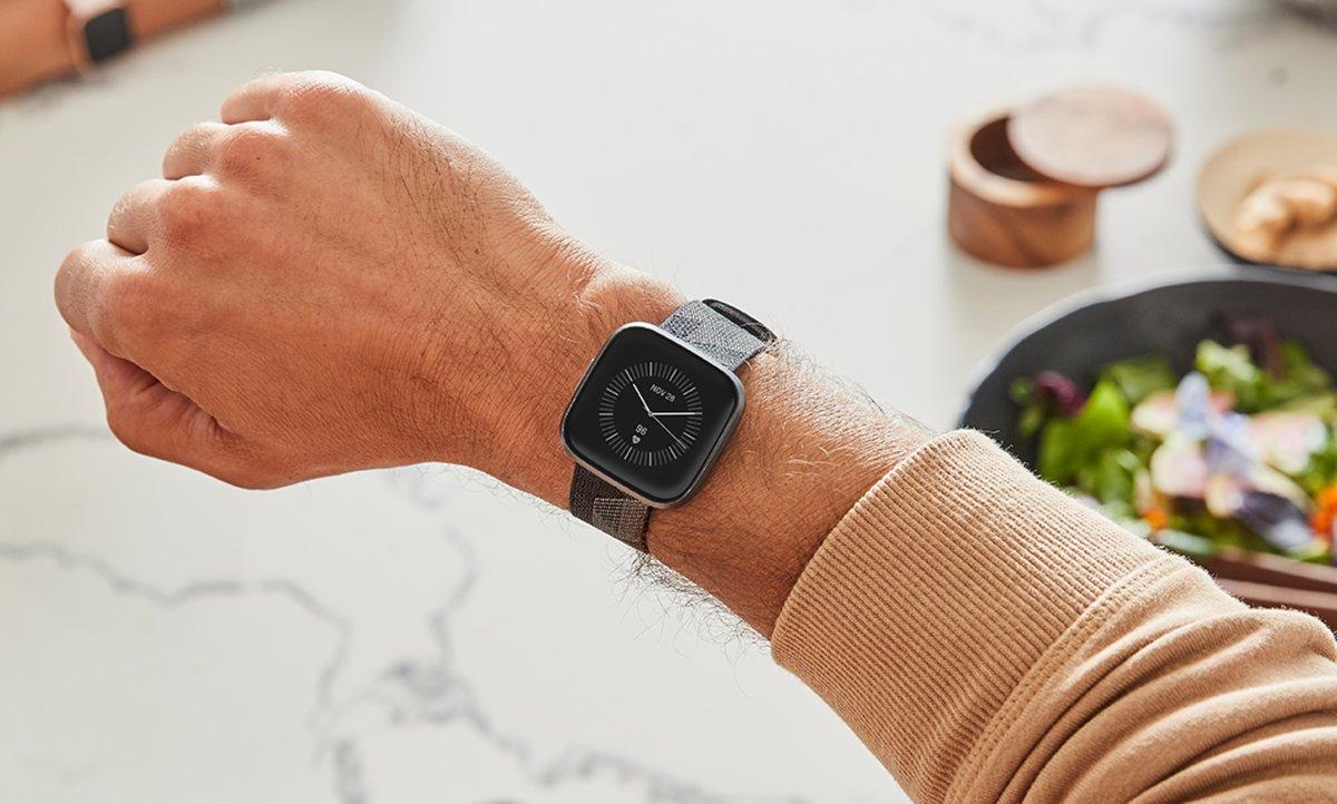 Fitbit Versa 2 Bedienungsanleitung