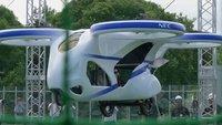 Test in Japan geglückt: Werden fliegende Autos bald Wirklichkeit?