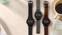 Eine Woche Akkulaufzeit: Neue Fossil-Smartwatch echter Dauerläufer