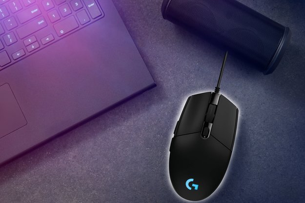 Gaming-Maus günstig im Angebot: Logitech G203 Prodigy kurzzeitig bei Amazon reduziert