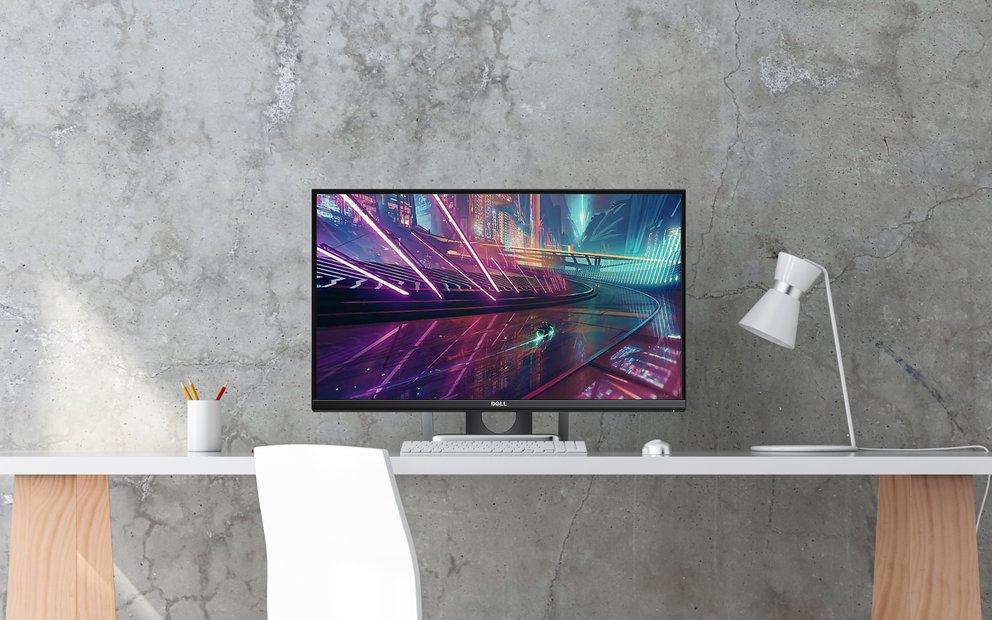 "Gaming-Monitor stark reduziert: 23.8 Zoll ""Dell S2417DG"" mit WQHD & 165 Hz im Angebot"