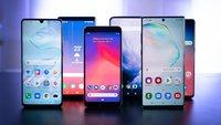 Top 10: Diese Smartphones wünschen sich Amazon-Kunden am häufigsten