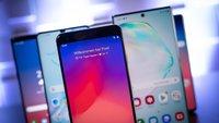 Top-10-Handys: Die aktuell beliebtesten Android-Smartphones in Deutschland