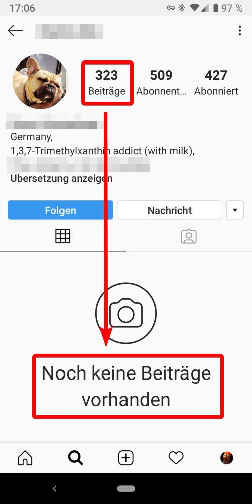 Wie sehen andere mein facebook profil android