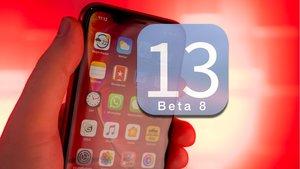 iOS 13 Beta 8 für iPhone und iPad veröffentlicht: Gibt's was Neues in Apples Update?