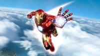 Iron Man rettet nicht nur die Welt, sondern vielleicht auch VR