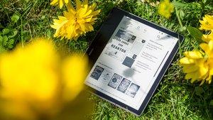 E-Book-Reader im Test: Die besten Lesegeräte im Vergleich