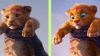 Deepfakes: Jemand hat König der Löwen überarbeitet und die Fans sind begeistert