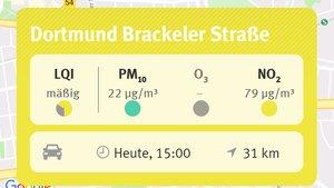 Luftqualität und Feinstaub: Mit dieser App bist du immer informiert
