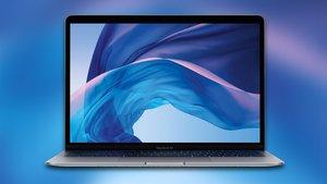 MacBook Air im Preisverfall: Hier gibt's das aktuelle Modell zum Schnäppchenkurs
