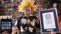 Mann kündigt Job, um sich auf seine Dragon-Ball-Merch-Sammlung zu konzentrieren