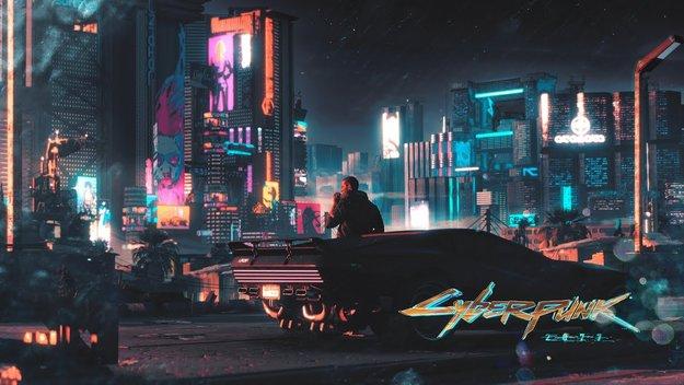 Cyberpunk 2077: Die Map ist ein wenig kleiner als die von The Witcher 3, doch viel dichter