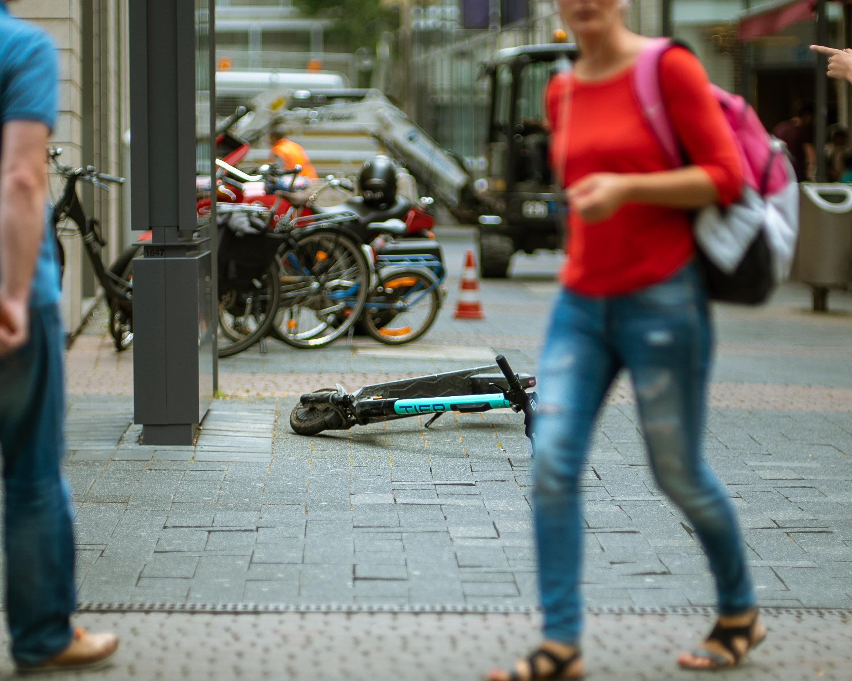 E Scooter Promillegrenze Und Strafen In Deutschland
