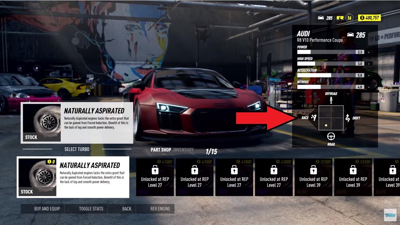 Need For Speed Heat Alle Tuning Optionen Im Neuen Ableger