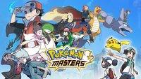 Pokémon Masters: Hol dir mit deinem Gefährten den Sieg