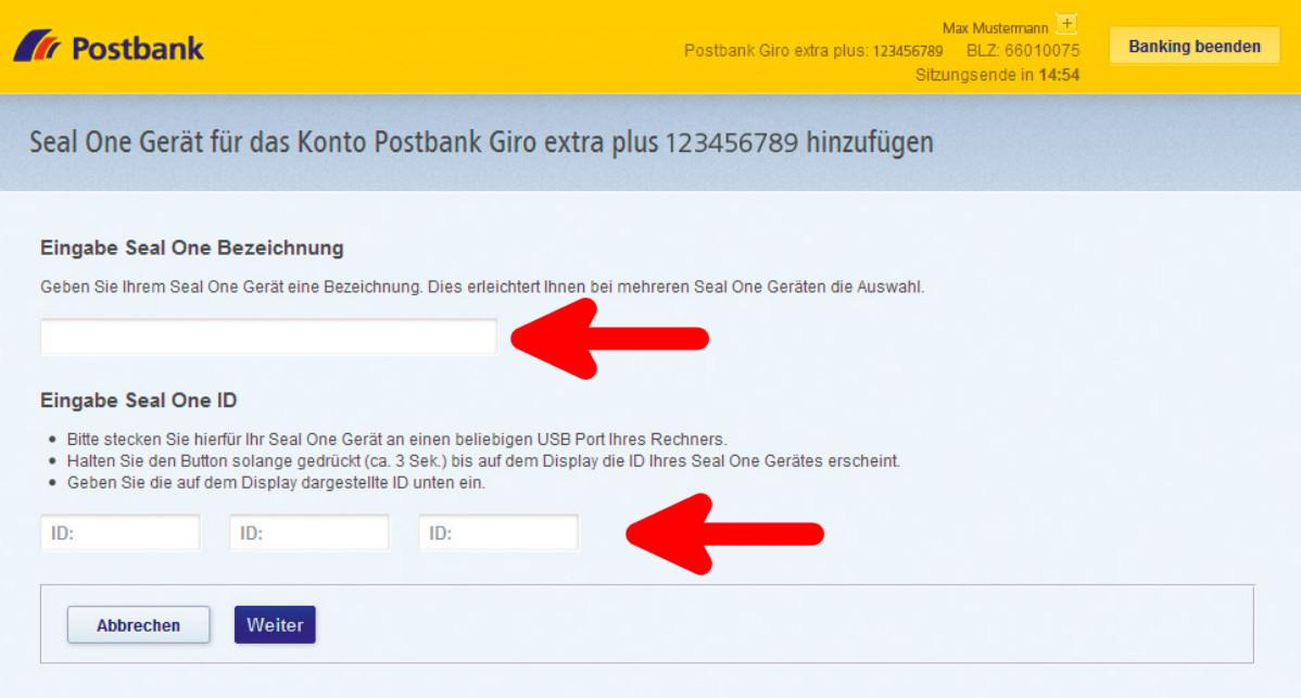Postbank Bestsign Am Pc