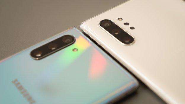 Bestes Kamera-Handy: Samsung Galaxy Note 10 Plus stößt Spitzenreiter vom Thron