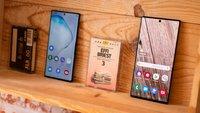 Samsung Galaxy Note 10 (Plus): So schnell soll der Preis der Smartphones fallen