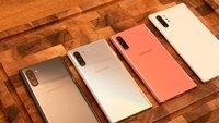 Samsung Galaxy Note 10 (Plus): Die 5 besten Hüllen und Cases