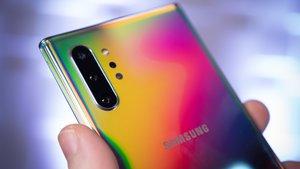 Samsung Galaxy Note 10 Plus im Preisverfall: MediaMarkt schlägt Aldi