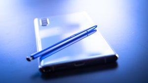 Samsung Galaxy Note 20 Plus: So könnte das Smartphone aussehen