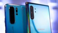 Samsung macht sich über Huawei lustig – und trifft voll ins Schwarze