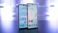 Samsung Galaxy Note 10 (Plus): Screenshot erstellen – so geht's