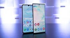 Samsung Galaxy Note 10 (Plus): Screenshot erstellen – so geht's