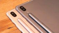 Galaxy Tab S7 und S7+: Alle Details zum iPad-Herausforderer