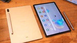 Samsung Galaxy Tab S6: Spitzen-Tablet zum Hammerpreis erhältlich