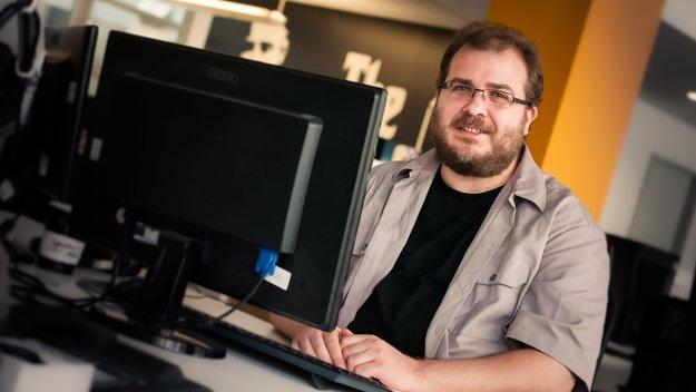 GIGA-Redakteure stellen sich vor: 7 Fragen an Software-Experte Marvin
