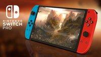"""Nintendo Switch Pro """"Aula"""" kommt mit 4K und OLED-Display (gemäß Leaks)"""