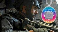 In Call of Duty: Modern Warfare kannst du ein Tamagotchi mit Kills füttern