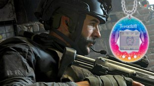 In Call of Duty: Modern Warfare kannst du ein Tamagotchi mit Kills füttern
