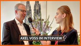 Interview mit Axel Voss - bekannt dur...