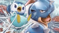 Pokémon TCG: Turtok & Plinfa GX – Exklusive TAG TEAM GX Preview-Karte