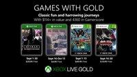 Xbox Games with Gold: Hier sind die Spiele für September 2019