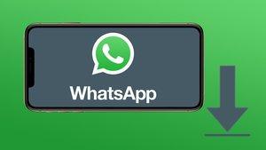 WhatsApp installieren, so gehts