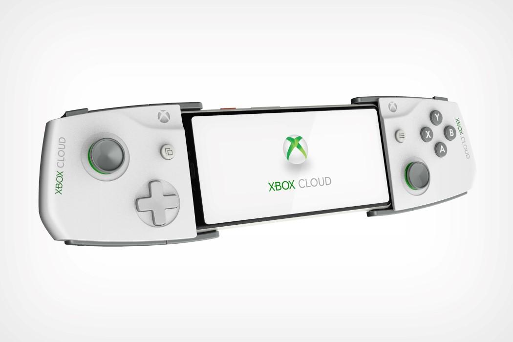 Xbox küsst Smartphone - Dient das Smartphone bald als Controller?