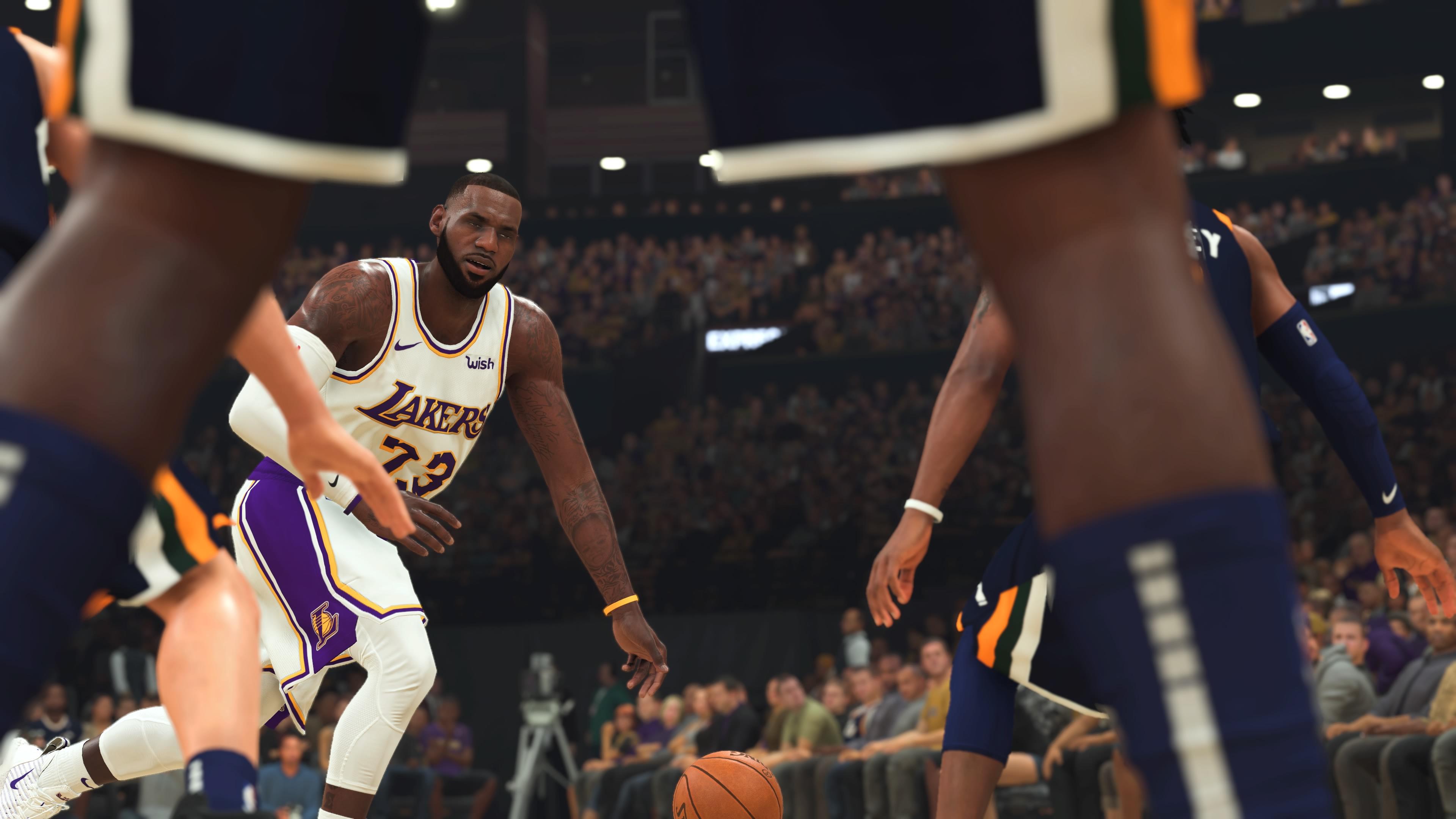 NBA 2K20: Alte Stärke auf dem Platz, alte Schwächen daneben