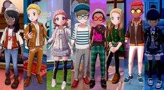 Pokémon Schwert und Schild: PokéCamp als Rückzugsort, Charakter wird individueller