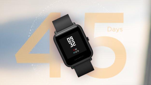 Amazfit Bip im Preisverfall: Xiaomi-Smartwatch so günstig wie noch nie