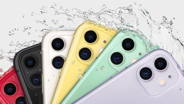 Welches iPhone passt zu mir? iPhone 11 (Pro), XR und iPhone 8 im Vergleich