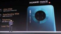 Huawei Mate 30 vorgestellt: Preis, Release, Video, technische Daten