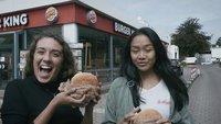 Whopper für 1 Cent per App: Burger King nimmt McDonald's aufs Korn