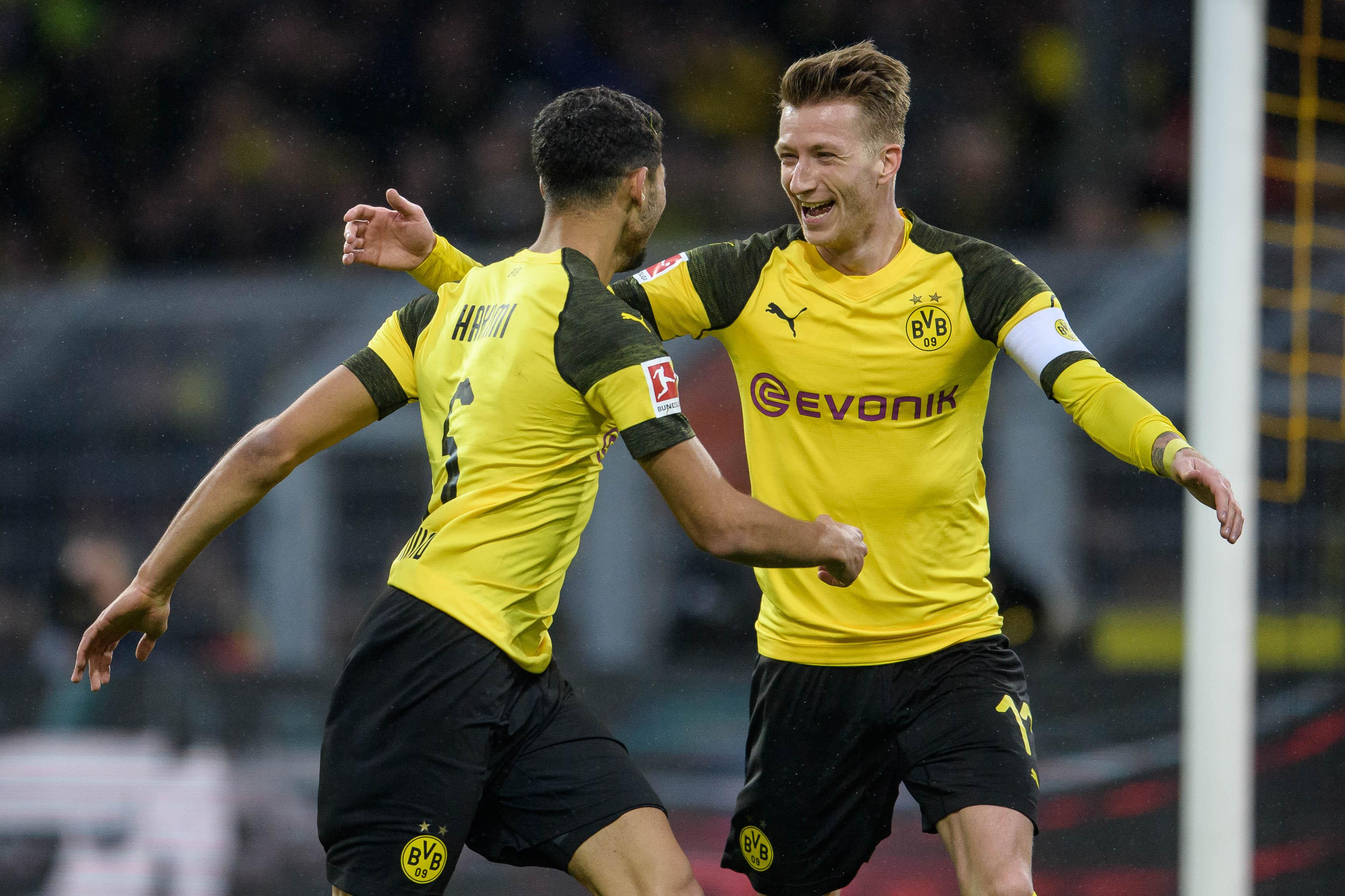 Fussball Heute Champions League Borussia Dortmund Fc