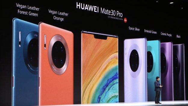 Huawei Mate 30 Pro vorgestellt: Deutschland-Release, Android, Google und Kamera-Features